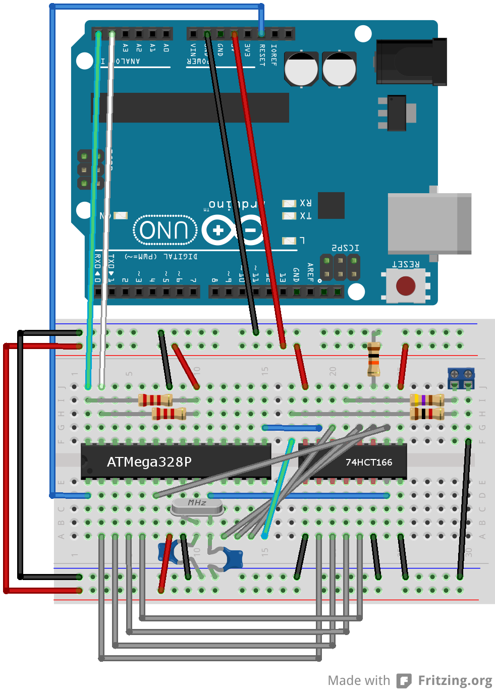 Figuring out which pins are being called out in - Arduino
