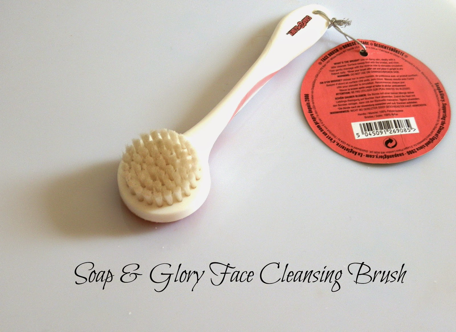 Soap & Glory Face Cleansing Brush Reviews