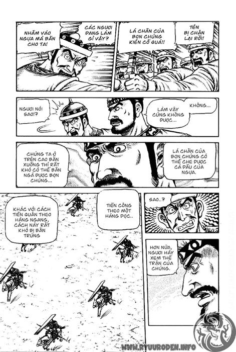 Chú Bé Rồng - Ryuuroden chap 123 - Trang 19