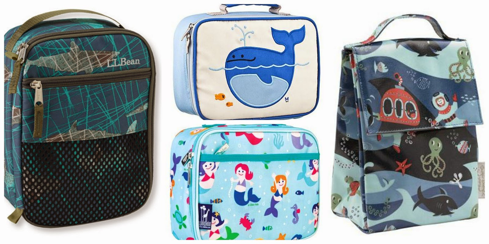 Nautical by Nature | Nautical Lunch Boxes