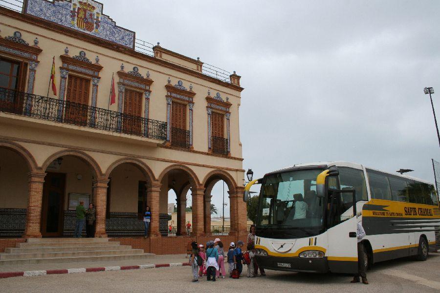 Ie melchor de jovellanos alhucemas aaee educaci n for Educacion exterior marruecos