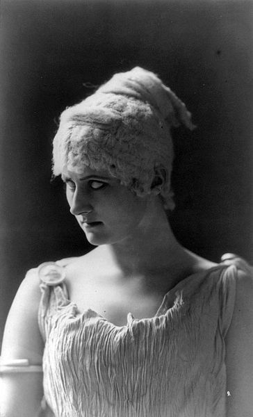 Download this Mary Anderson Galatea Gilbert Pygmalion And picture