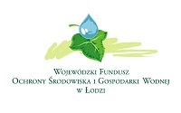 Logo Wojewódzki Fundusz Ochrony Środowiska i Gospodarki Wodnej w Łodzi