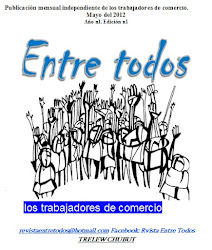 """REVISTA """"ENTRE TODOS""""los trabajadores de comercio N° 1"""