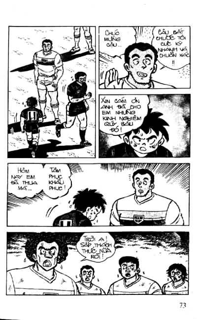 Jindodinho - Đường Dẫn Đến Khung Thành III  Tập 25 page 73 Congtruyen24h