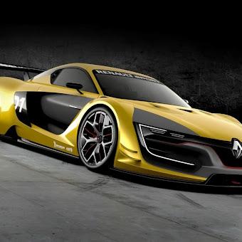 Renault Sport RS 01