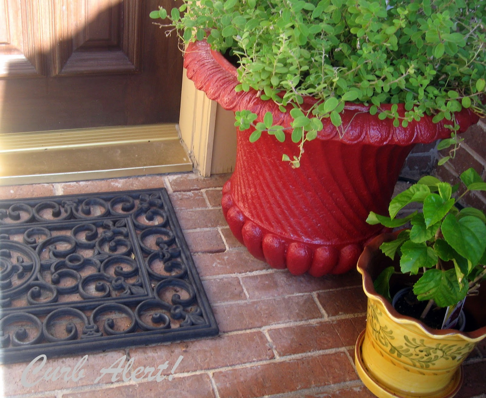 Curb Alert! How To Disguise A Return Air Vent For $20 Via Http:/