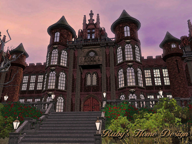 Red Castle by Ruby 1409007709
