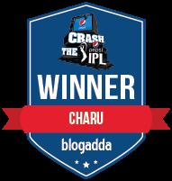 Crashing Pepsi's IPL With BlogAdda!