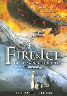Baixar Filme Fogo e Gelo: As Crônicas do Dragão (Dublado) Gratis john rhys davies fantasia f europeu aventura arnold vosloo 2008