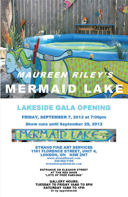 Maureen Riley's Mermaid Lake