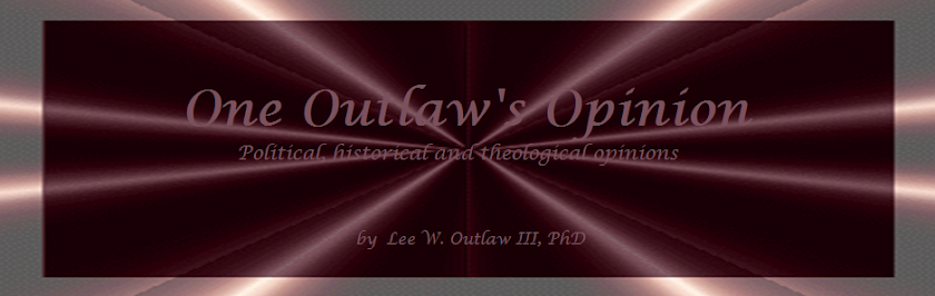 One Outlaw's Opinion Blog