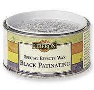 Liberon Black Patinating Wax