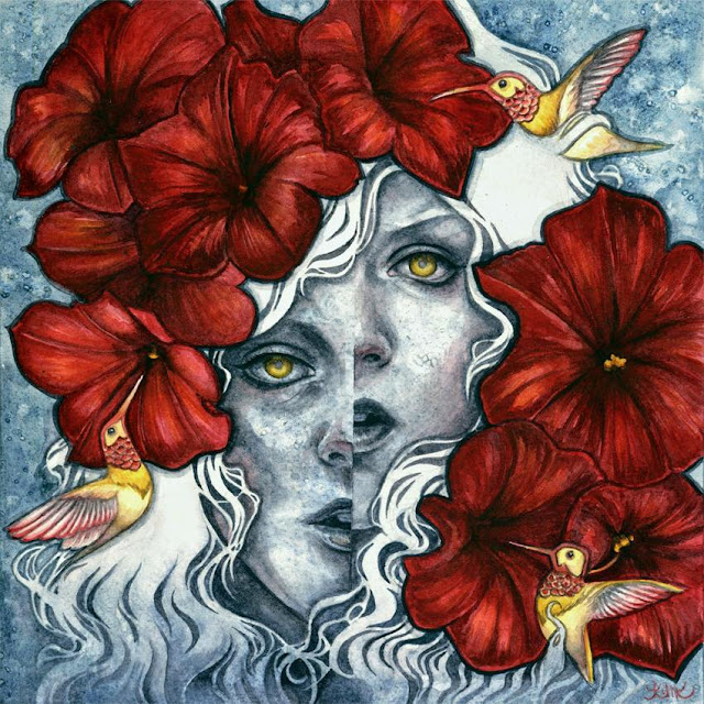 Art of the Day - Kelly McKernan