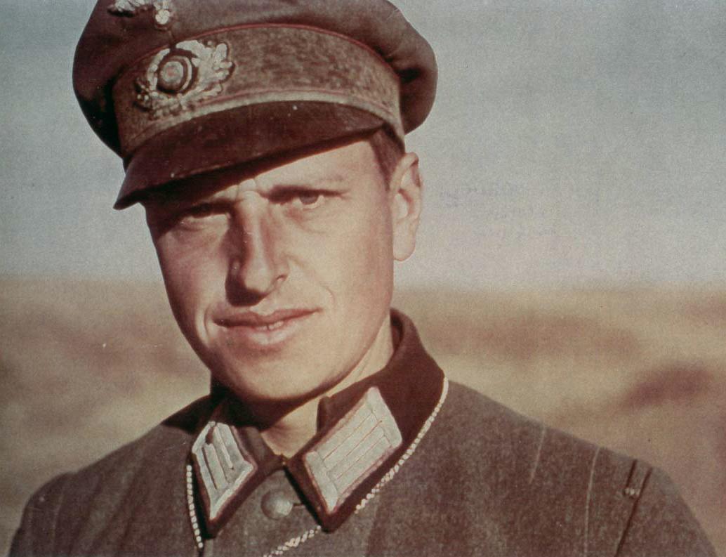 Di bulan september 1942 di hari hari sebelum pertempuran stalingrad