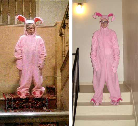 A Christmas Story Bunny - Coley Clothing And Design Blog: A Christmas Story Bunny