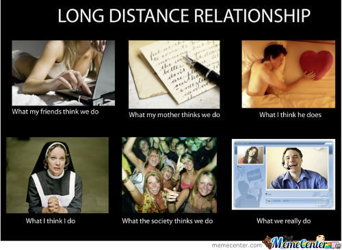 Funny Memes About Long Distance Relationships : Rope tips for the crazy and long distance