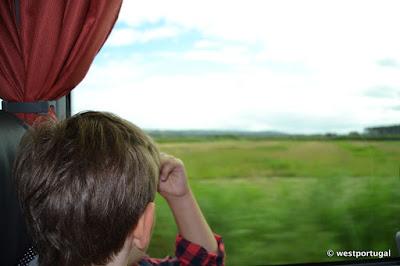 едем на поезде