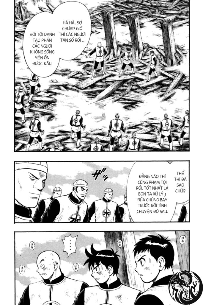 Hoàng Phi Hồng Phần 2 chap 10 – Kết thúc Trang 16 - Mangak.info