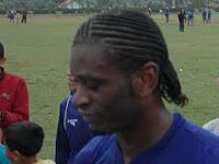 Abanda Jadi Most Valuable Player saat Persib Menjamu Barito