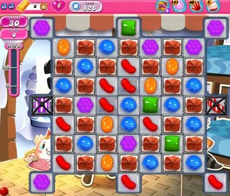 Candy Crush Saga 826