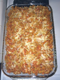 Clean Eating Baked Ziti