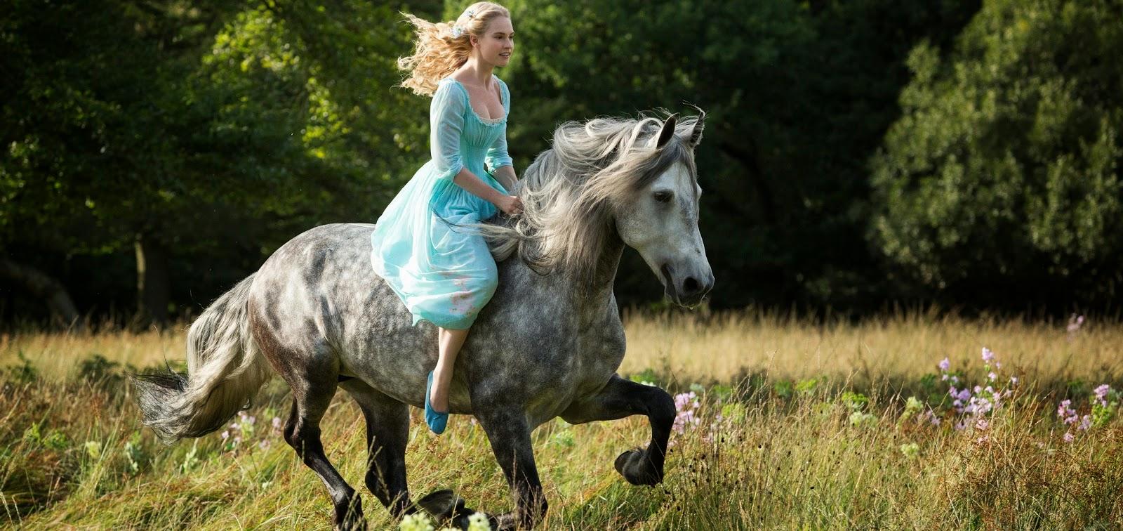 Cinderela | Veja o teaser trailer e pôster da nova adaptação com Cate Blanchet, Lily James e Helena Bonham Carter