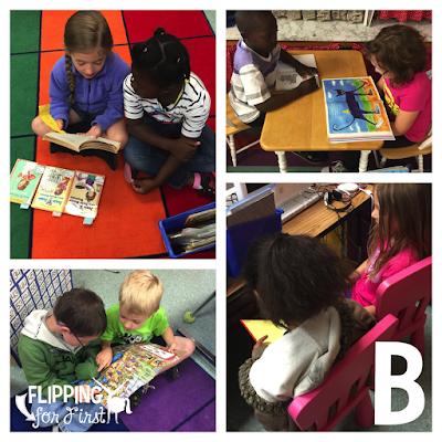 B-Buddy Reading Day!
