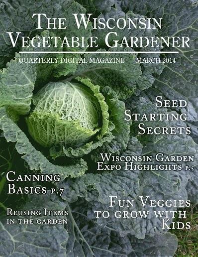 gardening magazines for wisconsin