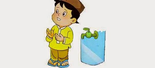 Doa sesudah ambil air wudhu lengkap