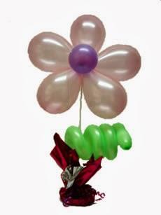 centros de mesa con globos para fiestas lindos y econmicos