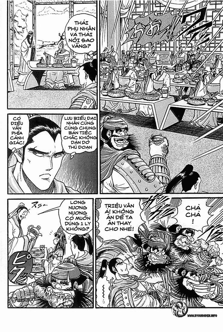 Chú Bé Rồng - Ryuuroden chap 5 - Trang 16