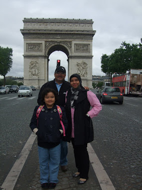 Paris - Ach de Triomphe