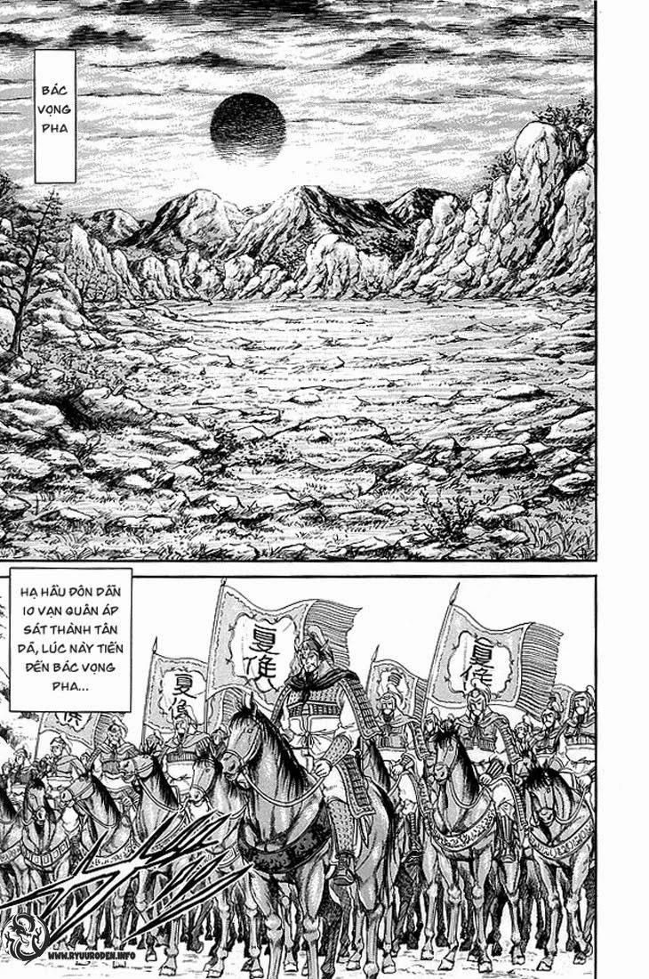 Chú Bé Rồng - Ryuuroden chap 8 - Trang 7