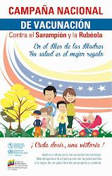 Campaña Nacional de Vacunacion