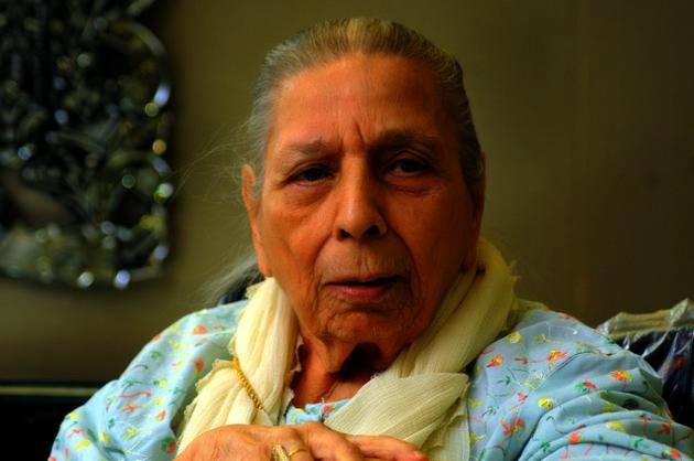 Shamshad Begum