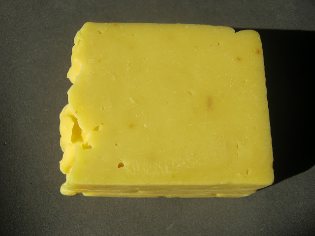 Detalle jabón de cítricos