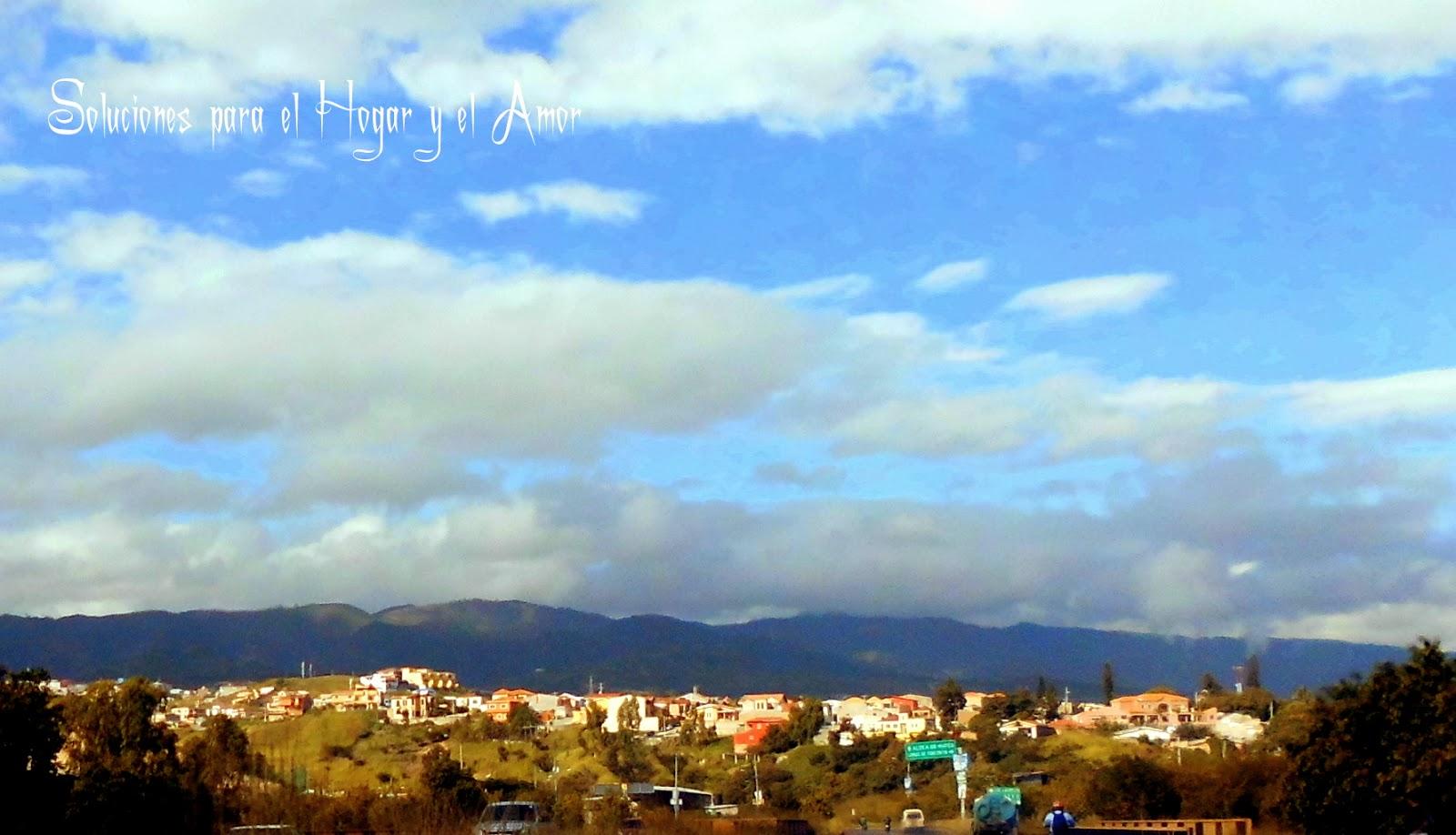 Paisaje de Tegucigalpa