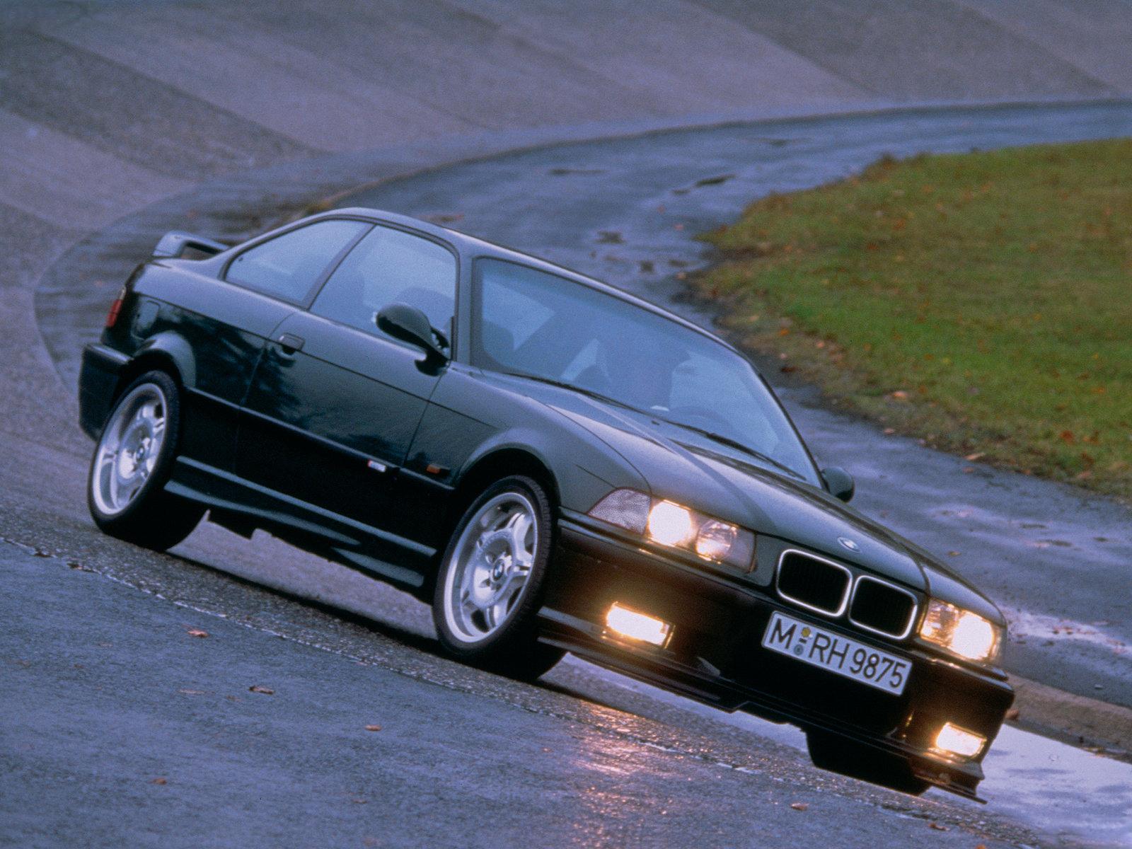 automotive database: bmw m3 e36
