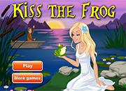juegos besar a la rana