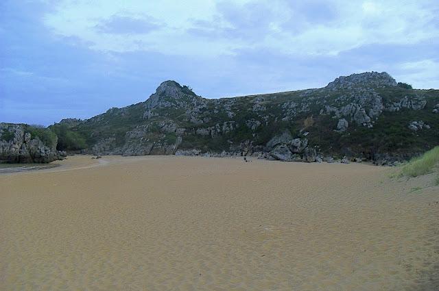 Playa Joyel en Noja