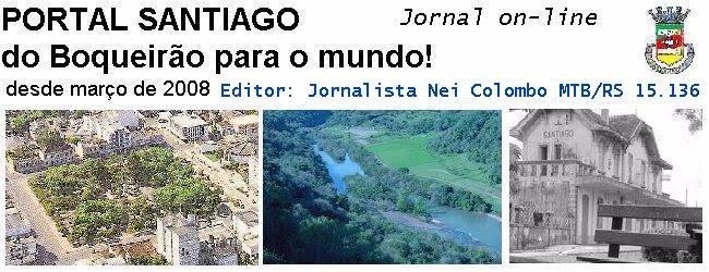 Portal Santiago: do Boqueirão para o Mundo! desde março de2008