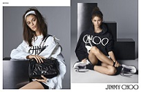 JIMMY CHOO SS2019 AD CAMPAIGN