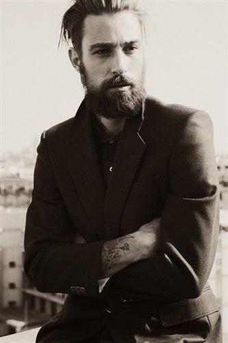 full beard 2014 style