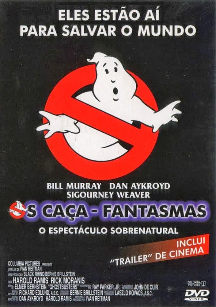 Os Caça-Fantasmas – Dublado (1984)