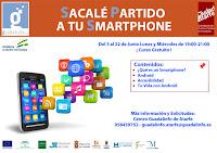 Curso de utilización de Smartphone en Guadalinfo Atarfe