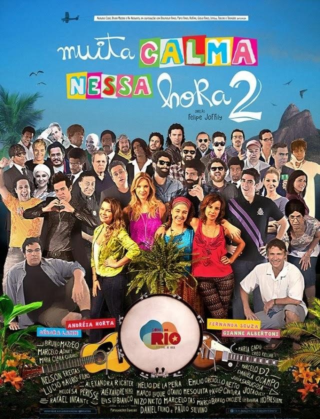 Muita Calma Nessa Hora 2 – Nacional (2014)