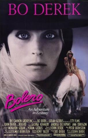 Bo derek bolero movie poster 2a jpg