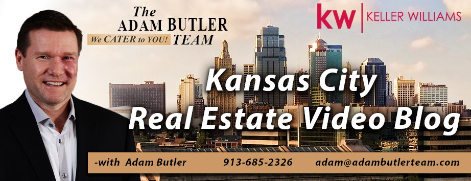 Kansas City Real Estate Video Blog with Adam Butler