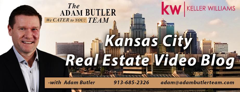 Kansas City Real Estate Video Blog with Adam Butler